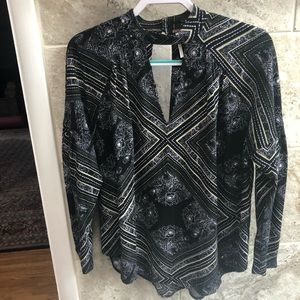Anthropologie shirt Size S/P